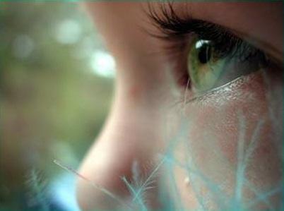 Oeil d'enfant