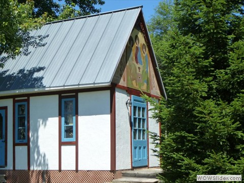 La chapelle de l'Oeuvre